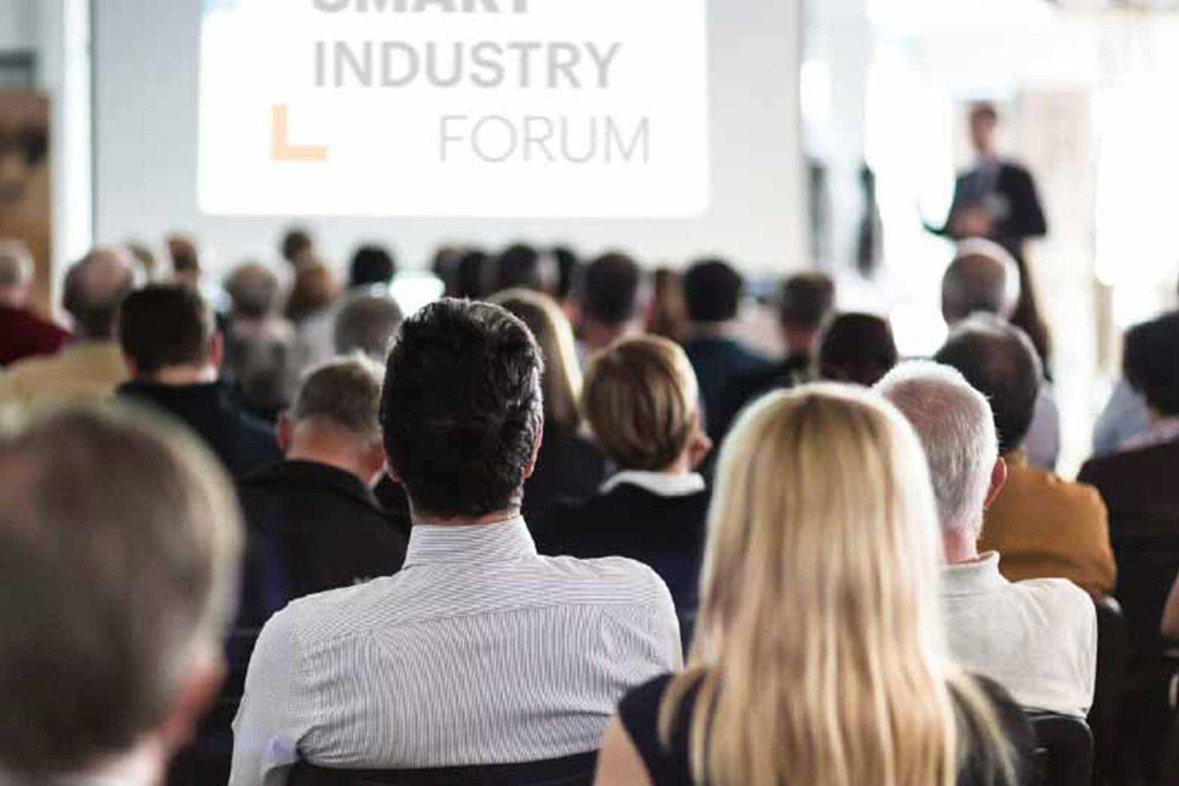 Nogle af branchens førende personligheder holder indlæg på Smart Industry Forum