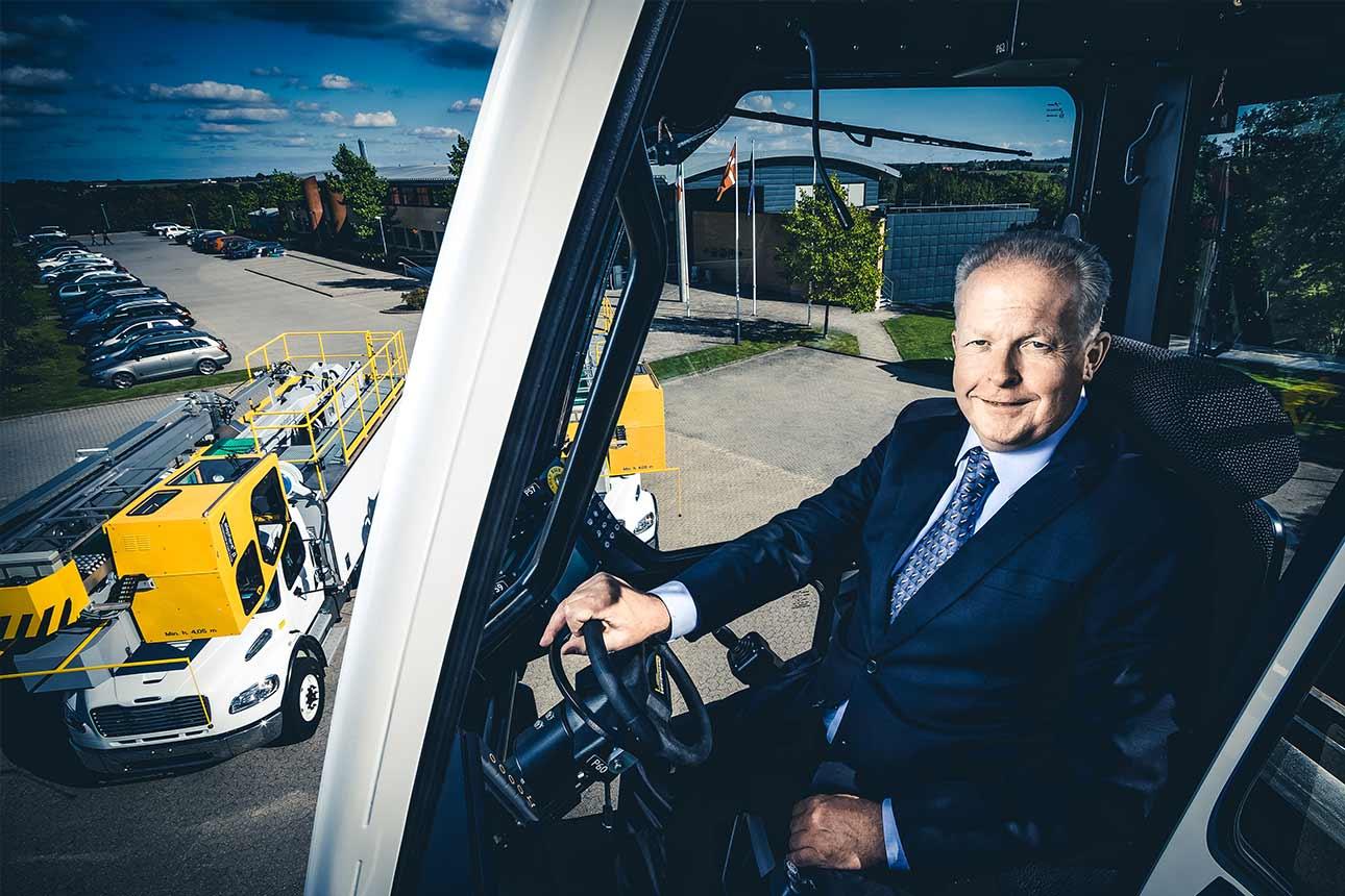 Stefan Vestergaard, CEO