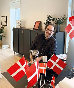 Jesper fylder 50 år